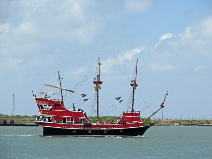 Pirate ship 6