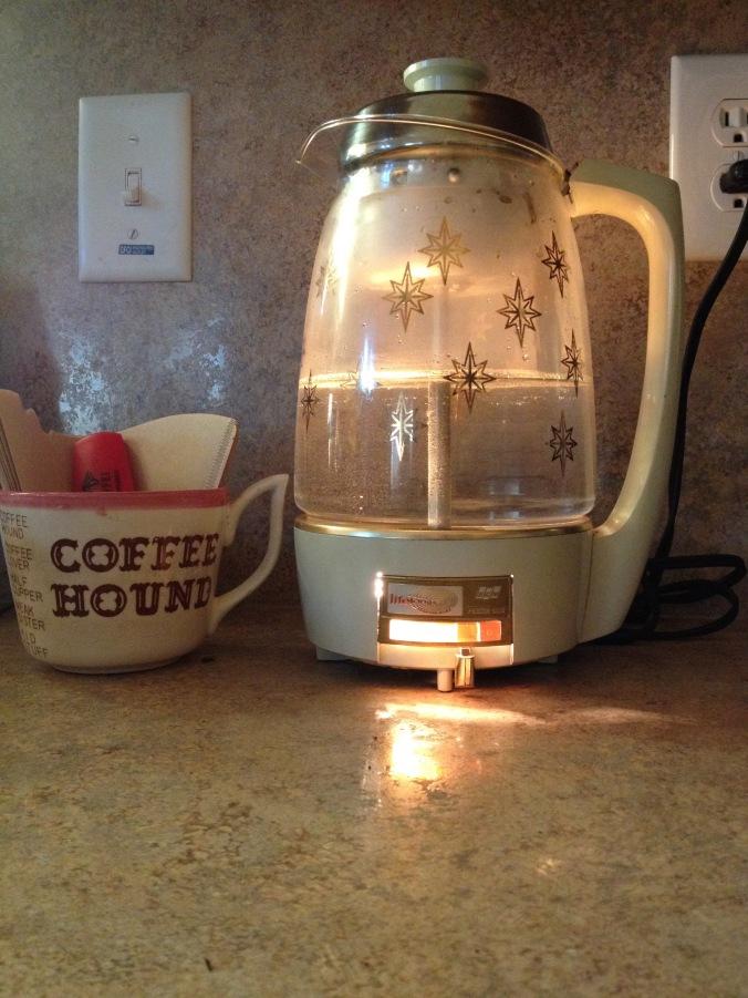 Coffee pot resize