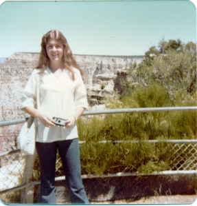 me camera grand canyon