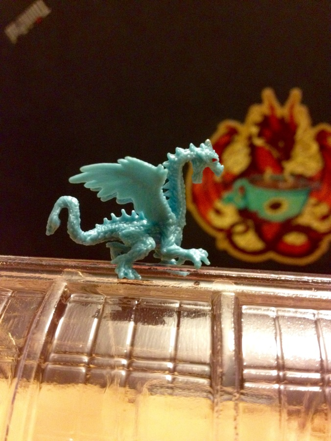 Dragon's Lair Blue Dragon 2 small