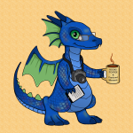 dragon beige background 3