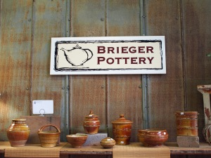 Brieger Pottery