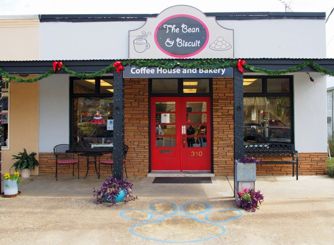 The Bean & Biscuit Blanco, Texas