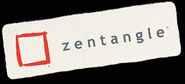Zentangle Logo