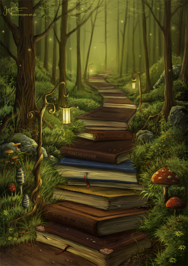 jeremiah morelli - the readers path