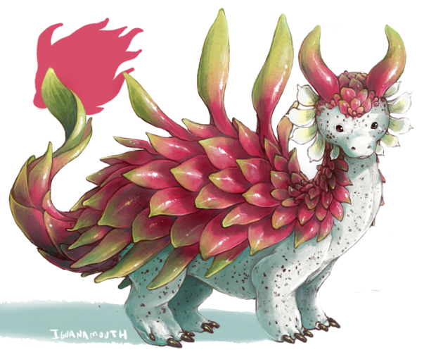 Dragon Fruit Dragon tumblr_nv5m50d9BY1r1dqpyo6_1280