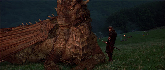 Draco from Dragonheart