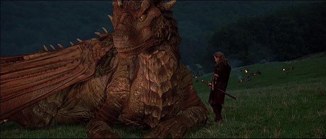 Draco from Dragonheart