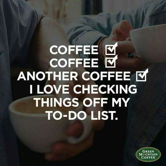 coffee-to-do-list