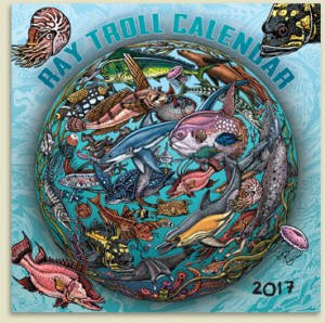 ray-troll-calendar-2017